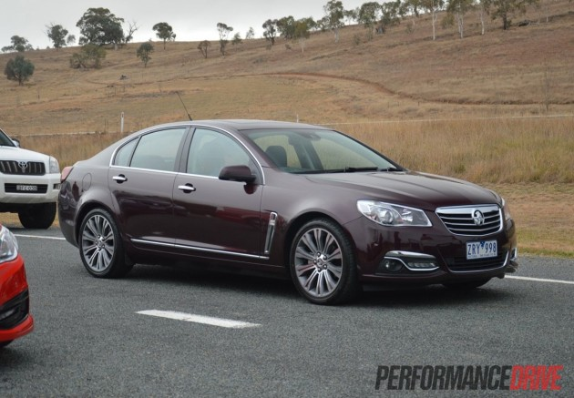 2014 Holden VF Calais V-PerformanceDrive