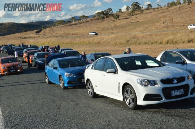 2014 Holden VF Commodore-Australian launch-2