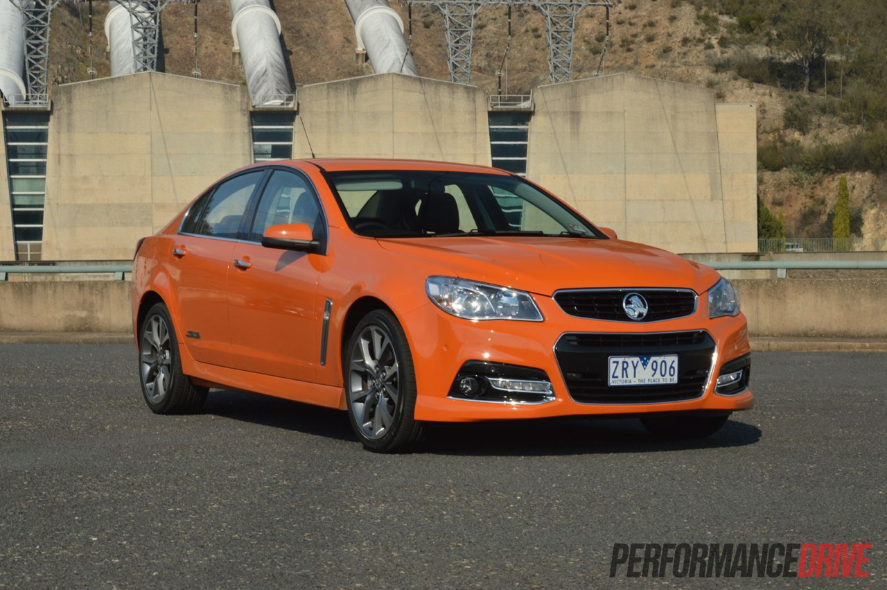 2014 holden vf commodore review australian launch video