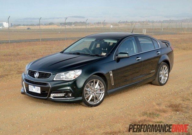 2014 Holden VF Commodore SSV Redline-PerformanceDrive