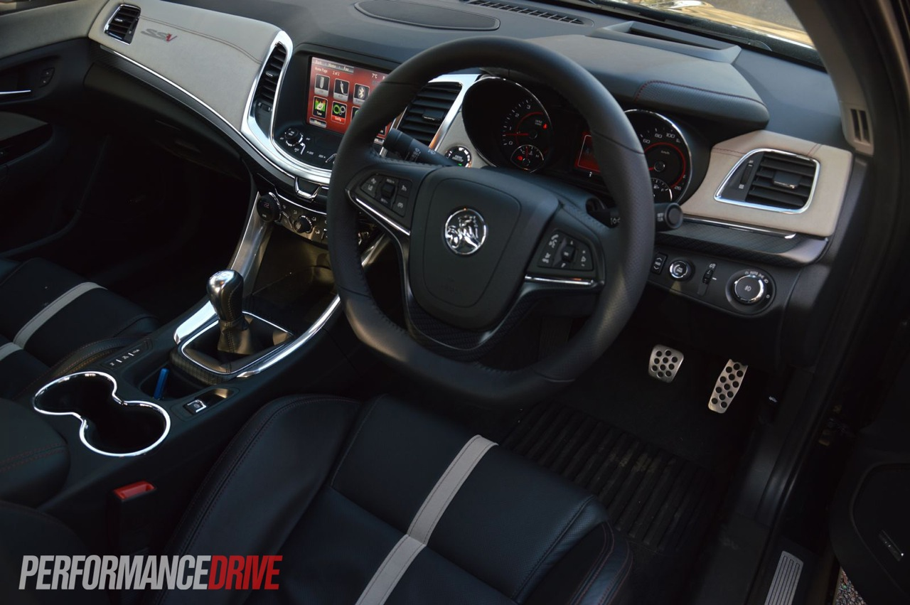 2014 Holden VF Commodore review - Australian launch (video