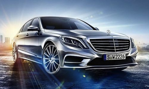 2014 Mercedes-Benz S-Class image leaked online