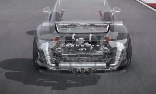 Video: 2014 Porsche 911 GT3 – 4-wheel steering explained