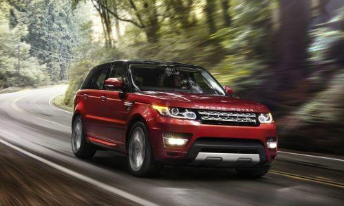 2014 Range Rover Sport diesel hybrid to debut at Frankfurt show