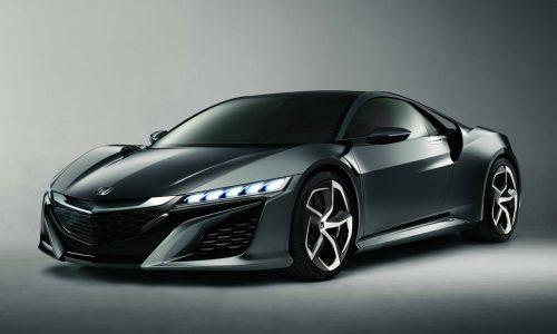2015 Honda NSX to be built at new Performance Centre, USA