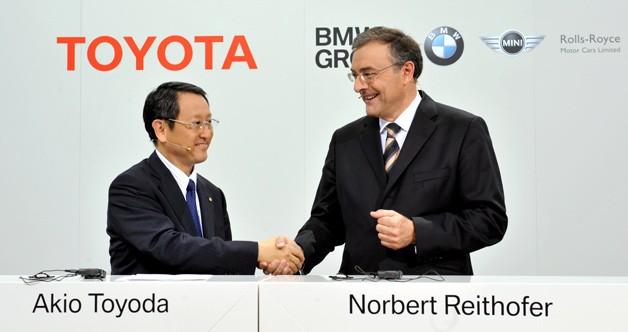 Akio-Toyoda-Norbert-Reithofer