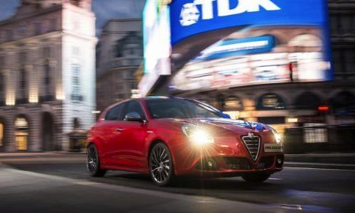 Alfa Romeo Giulietta Fast & Furious 6 Edition announced in UK