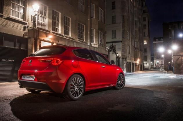 Alfa Romeo Giulietta FF6 Limited Edition rear