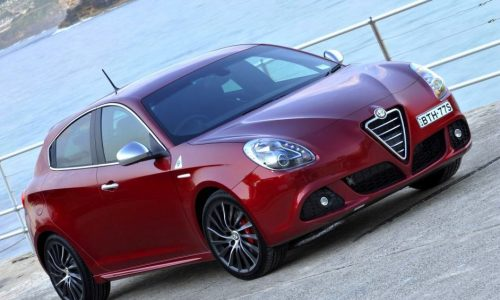 Alfa Romeo Giulietta lineup expanded, now priced from $25,000
