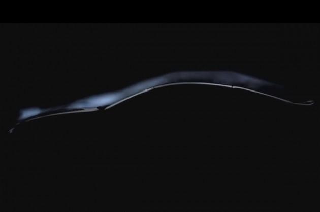 Aston Maritn 'Centenary Edition' teaser
