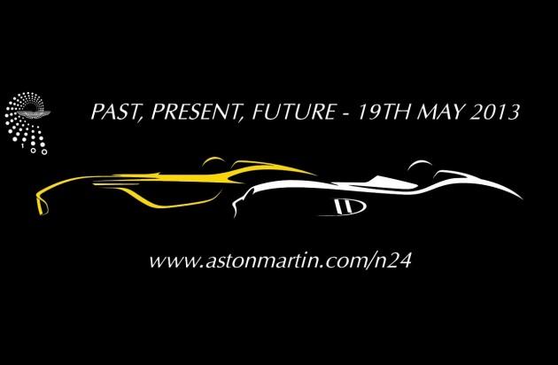 Aston Martin CC100 preview