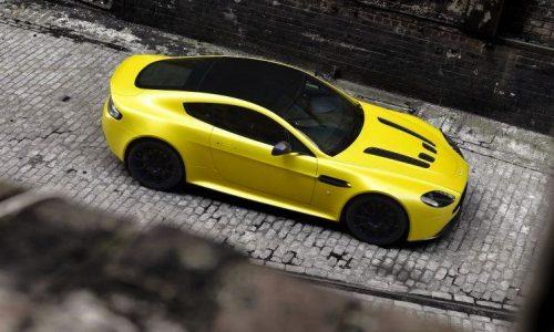 Aston Martin V12 Vantage S revealed (video)