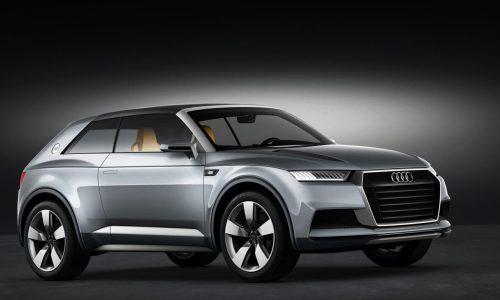 Audi Q8 flagship SUV confirmed, Range Rover Sport rival