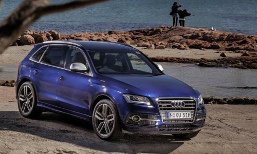 Audi SQ5 from $89,400, quickest diesel SUV on sale