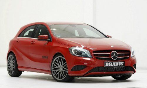 BRABUS Mercedes-Benz A 250 Sport power upgrade
