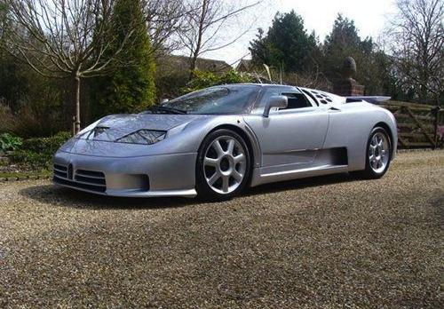 BRABUS Bugatti EB110 SS front-