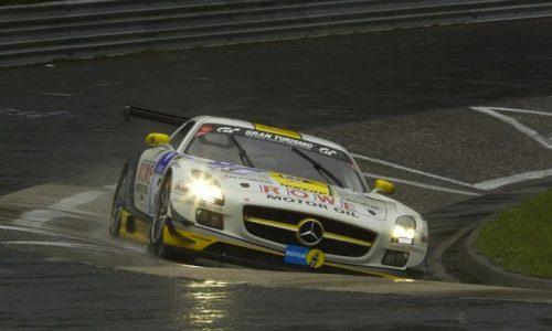 Black Falcon Mercedes-Benz SLS wins 2013 Nurburgring 24 Hours