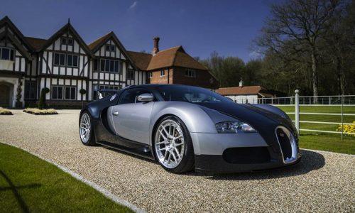 ADV.1 develops alloy wheels for the Bugatti Veyron