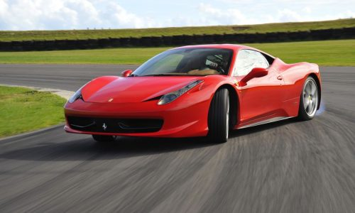 Ferrari plans to reduce sales this year, increase exclusivity