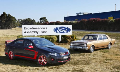Ford closing down in Australia from 2016, Falcon dead – UPDATE: official