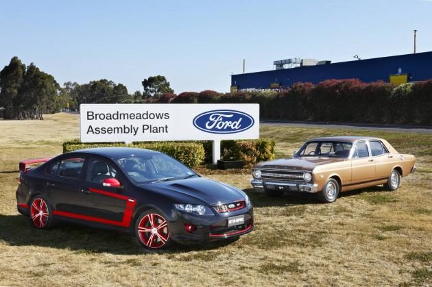 Ford Broadmeadows