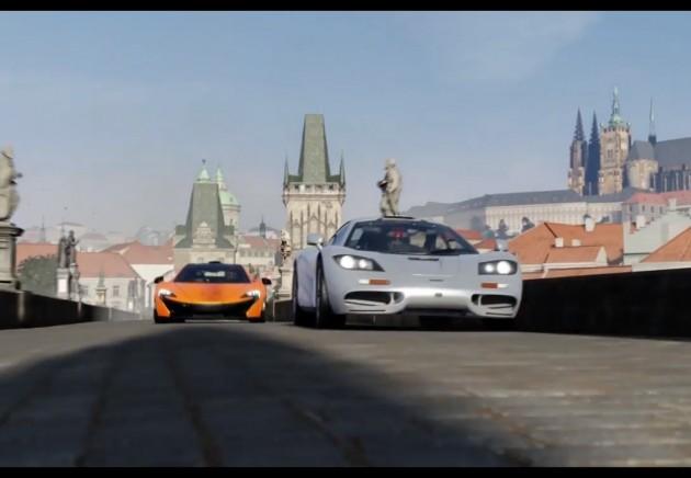 Forza Motorsport 5 trailer