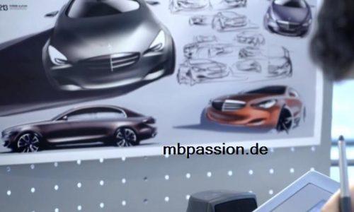 Future Mercedes-Benz E-Class previewed?