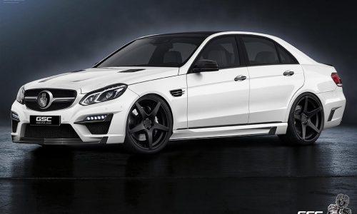 New Mercedes-Benz E-Class gets German Special Customs kit