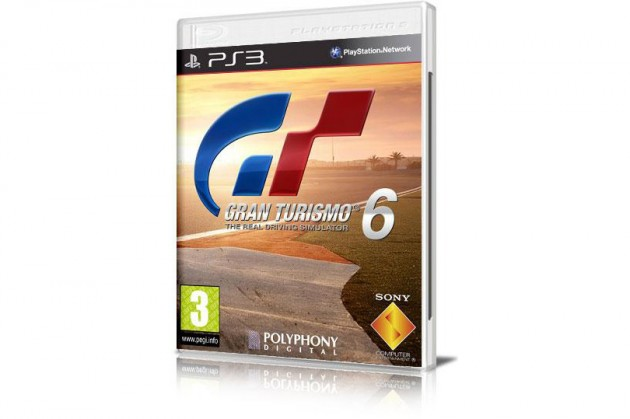 Gran Turismo 6 cover-maybe