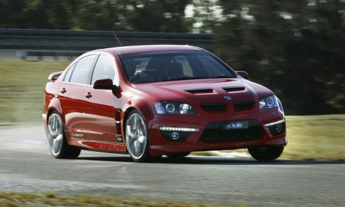 Oztrack Tuning HSV VE E Series 6.2L LS3: 415kW performance package