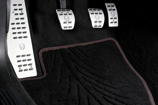 Heico Sportiv Volvo V40 T3 Pirelli pedals
