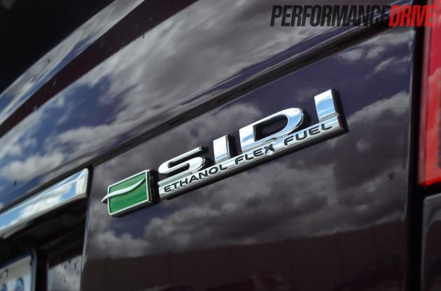 Holden VE Commodore SV6 SIDI