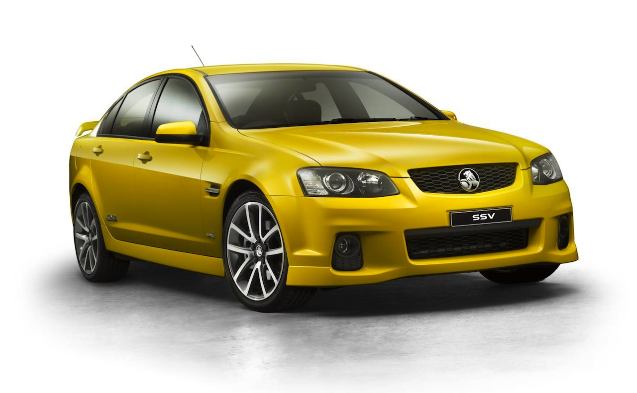 GM Motorsport Holden VE V8: 330kW air intake and tune ...
