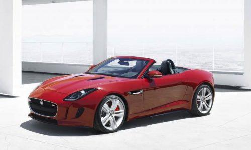 Jaguar F-Type on sale in Australia in August from $139,000