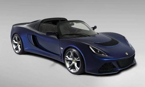 Lotus Exige S Roadster revealed, arrives in Australia early 2014