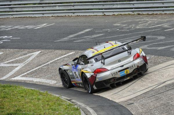 Marc VDS BMW Z4 GT3 2013 Nurburgring 24 Hours