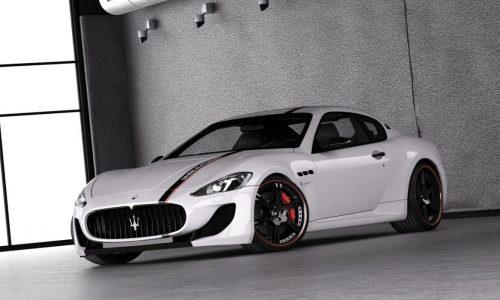 Wheelsandmore Maserati GranTurismo MC Stradale 'Demonoxious' kit
