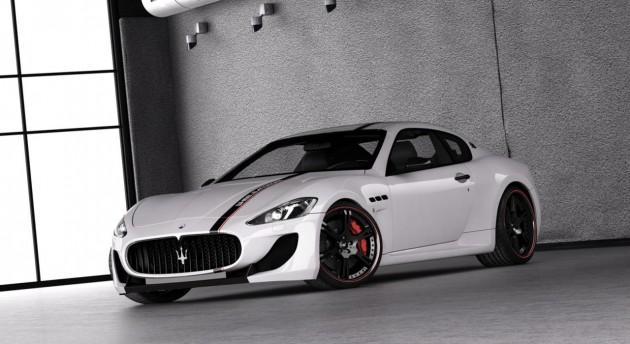 Maserati MC Stradale Wheelsandmore front