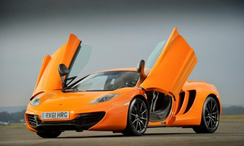 McLaren MP4-12C now priced from AU$398,000, slashed $95k