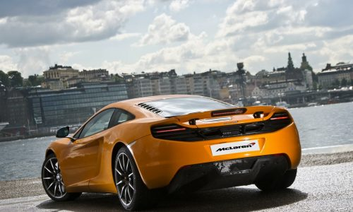 New McLaren '911 rival' to be powered by Honda – rumour