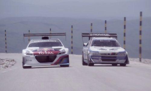 Video: Peugeot 208 T16 final test, on Tour de France route