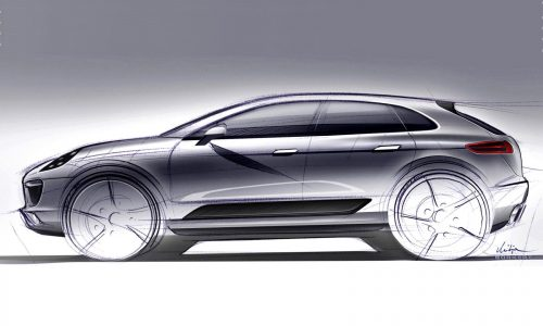 Porsche Macan SUV to debut at 2013 Los Angeles show – report