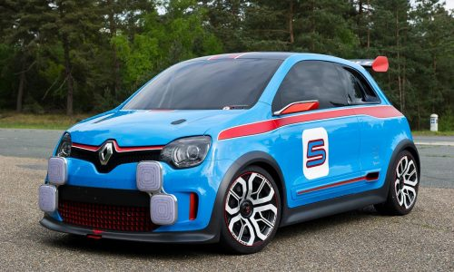 Renault Twin'Run concept unveiled with mid-engine V6