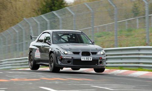 Video: Revolution Subaru WRX breaks Nurburgring lap record
