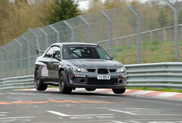 Revolution Motorstore Subaru Impreza WRX STI Nurburgring-1