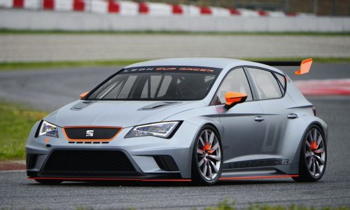Wicked SEAT Leon Cup Racer to debut at Worthersee