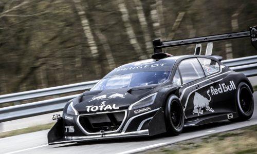 Video: Sebastien Loeb's first test drive in the Peugeot 208 T16