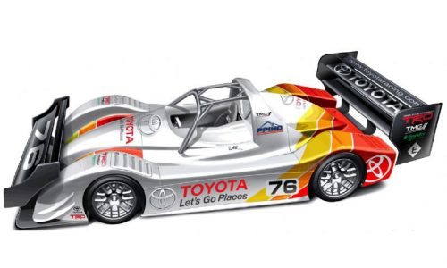 Toyota aims to reset Pikes Peak EV record with revised racer