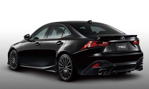 TRD 2014 Lexus IS revealed, tweaked styling and handling
