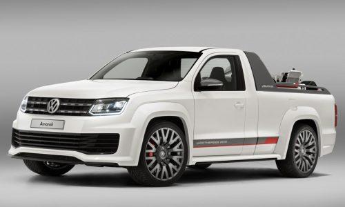 Volkswagen Amarok R-Style concept revealed